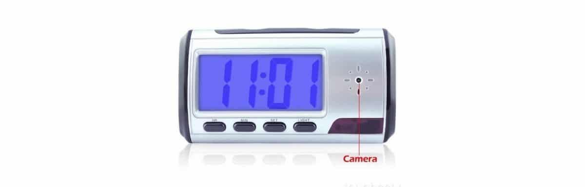 How To Use HD Wifi Clock Camera