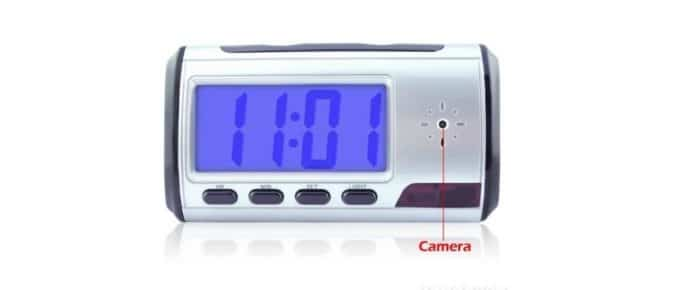 hd wi fi clock camera instructions