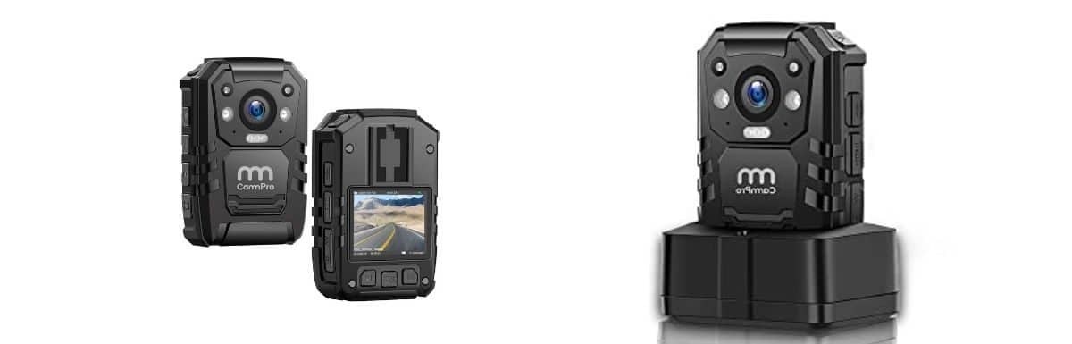 CammPro Premium Portable Body Camera- Honest Review