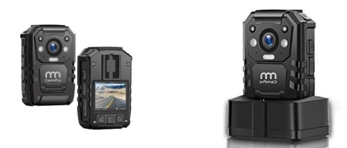 CammPro Premium Portable Body Camera