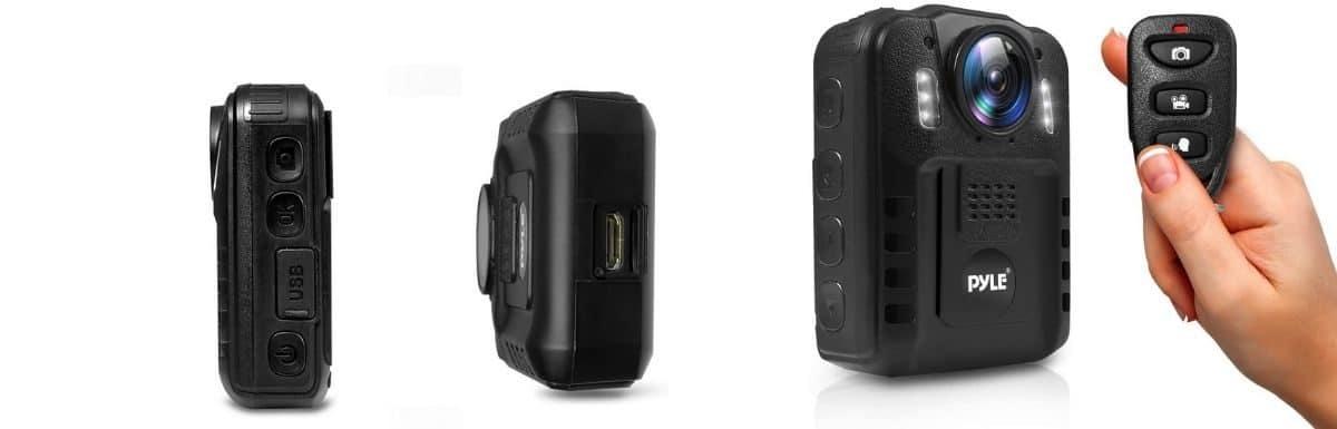 Pyle Premium Portable Body Camera – Honest Review