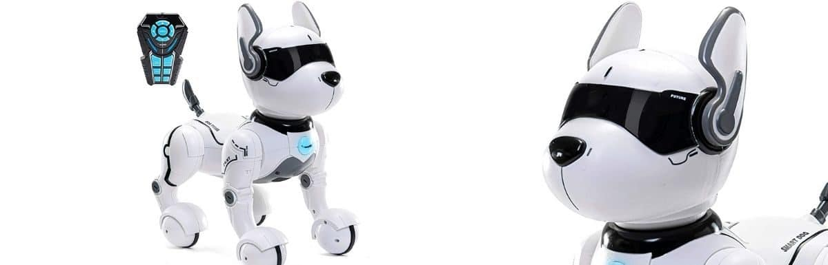 Remote Control Robot Dog Toy Review