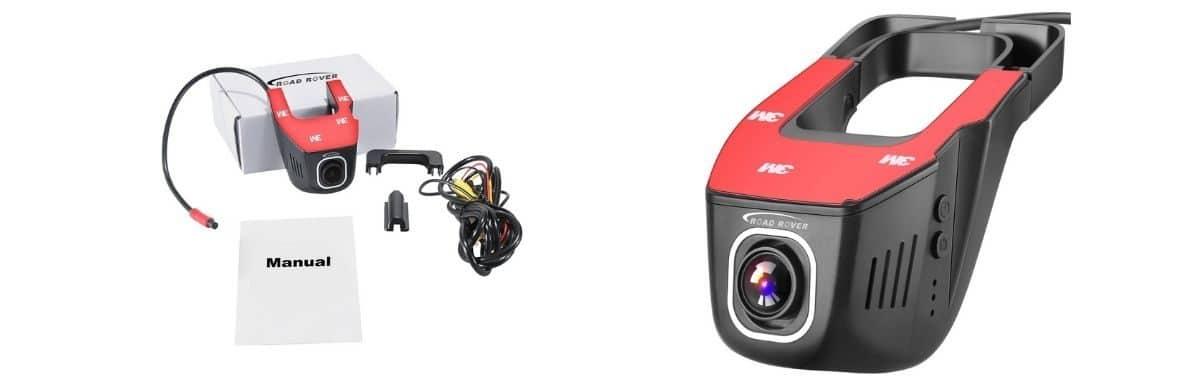 RoadRover Wifi Car DVR Dash Camera- Honest Review