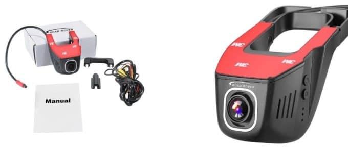 RoadRover WIFI Car DVR Dash Camera