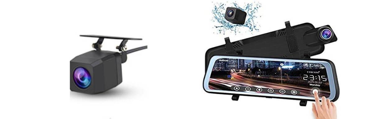 CHICOM V21 9.66 inch Mirror Dash Cam Touch Full Screen – A Honest Review