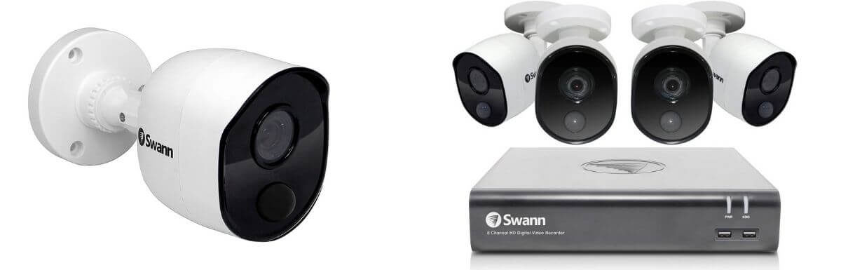 Swann 8 Channel 4 Camera Security System – A Honest Review