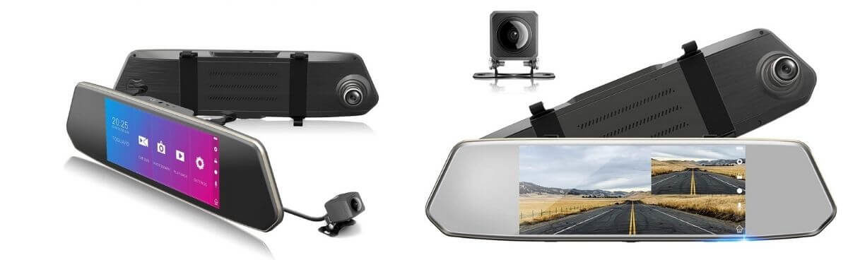 TOGUARD Backup Dash Camera Review- Is It Good?